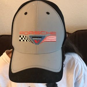 Accessories - Porsche Rennsport Reunion V baseball hat. New.